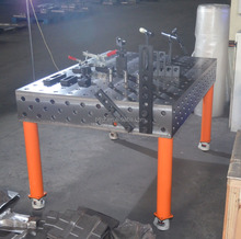 Factory direct industry measuring tool 3D welding table for welding work
