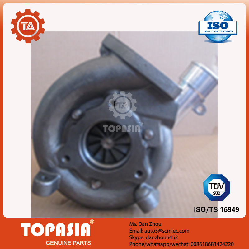 TOPASIA CT16V 17201-0L040 HILUX VIGO TURBOCHARGER WITH ELECTRONIC VALVE ACTUATOR FOR TOYOTA 1KD