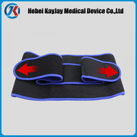 fitness equipment neoprene back pain waist support band