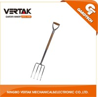 Front rank of garden tools supplier hot sale garden spading fork , Digging fork , Garden hand fork