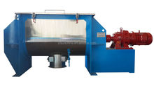 chemical powder Industrial horizontal ribbon mixer/blender