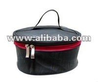 Recycled Rubber Tire Inner Tube Make-Up Cosmetic Case