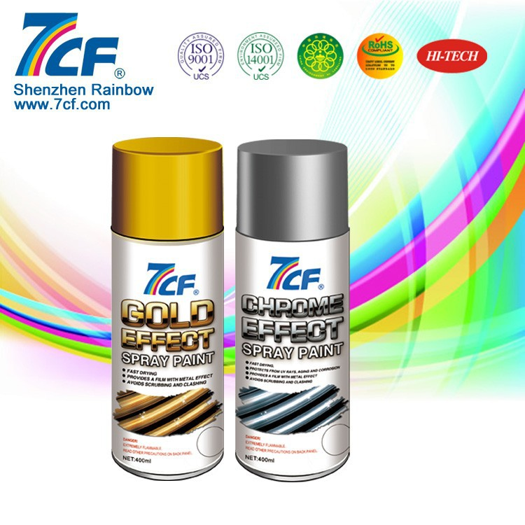touch up car mirror gold chrome effect liquid metal spray paint buy liquid metal spray paint. Black Bedroom Furniture Sets. Home Design Ideas