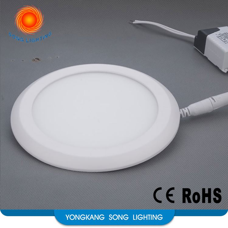 New products different types indoor led panel light with different size