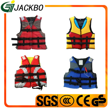 High Quality Working Life Vest Life Jack for Swimming Pool
