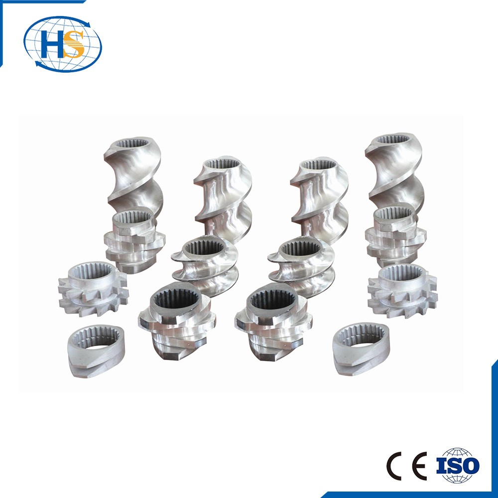 Haisi Standard Screw and Barrel for Extruder