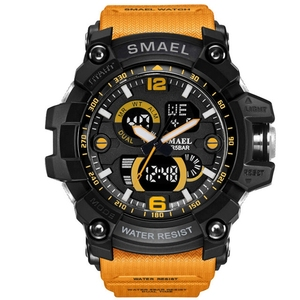 Relogio Masculino Esportivo SMAEL Watch Men G Style Military Army S Shock Mens Watches Top Brand Luxury LED Analog Digital Watch