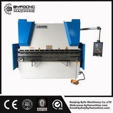 hydraulic metal sheet press brake,WC67K CNC auto carbon sheet hydraulic folding machine price for sale