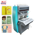 silicone dispensing machine making mobile phone case silicone label