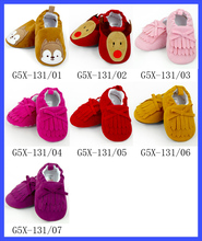2016 Stylish Crib Shoes Size Fashion Soft Soled Baby Shoes