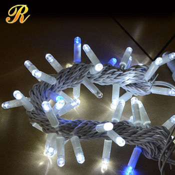 Holiday string lights decorative outdoor lighting