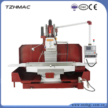 mini small hobby education vertical cnc milling machine for metal