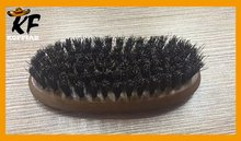 factory high quality wooden shoe boot horse hair shine brush