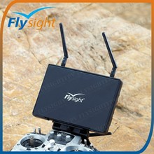 H1463 Flysight Black Pearl 5.8Ghz Dual Antennas 7inch FPV HD Wireless Receiver Monitor for DJI Phantom / Quadcopter / Helicopter