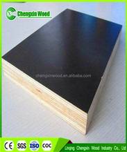 12mm thick waterproof shuttering plywood used exterior doors for sale