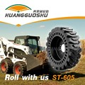 high quality forklift solid tyre 18.00-25 big loader,mining machine tire