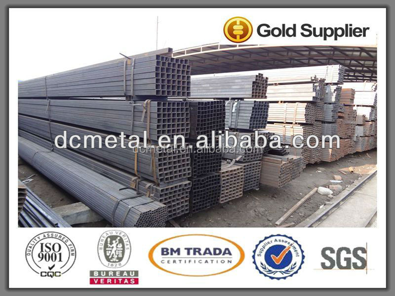 2016 Famous brand supply directly building material Q235 50*50 gi pipe galvanized square tube /pipe,steel hollow section