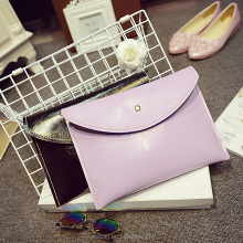 spring PU envelop clutch handbags