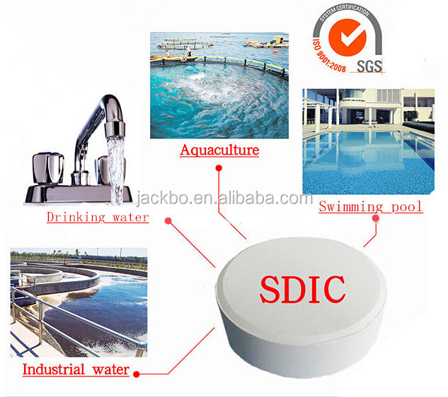 Pool Water Treatment Chemicals Swimming Pool Chlorine Tablets Granular Powder