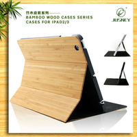 2013 hot selling whole wood cover for ipad 2/3/4