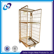 Warehouse equipment cargo storage transport roll container
