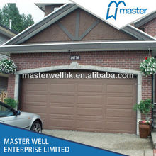 Automatic Garage Doors Sheds Panel
