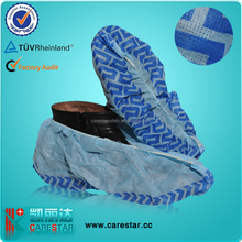 Sanitary Disposable Dispenser Shoe Cover Nonwoven Biodegradable Shoe Cover