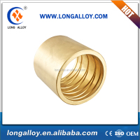High quality casting bronze bearing/ copper bushing / brass bushing