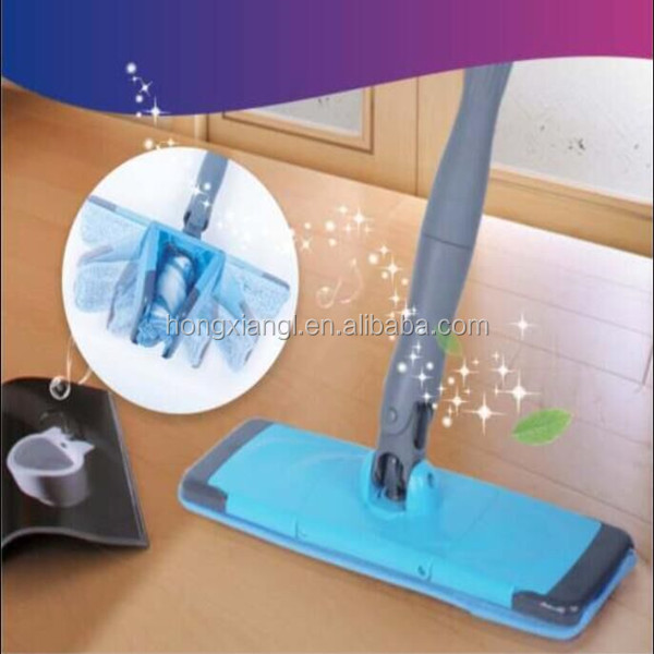 Microfiber cleaning dust mop for house floor
