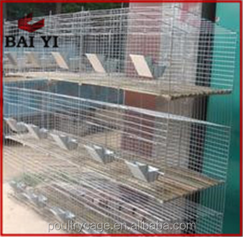 Wholesale Galvanized Rabbit Hutch And Outdoor Rabbit House Design / Rabbit Cage In Kenya Farm