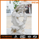 2015 hot sale garden decorative statues hand carved natural marble granite stone animal sculpture