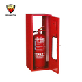 Mini fire extinguisher box fire fighting cabinet for hot sale