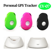Mini GPS tracker with falling down alarm for kids and elderly