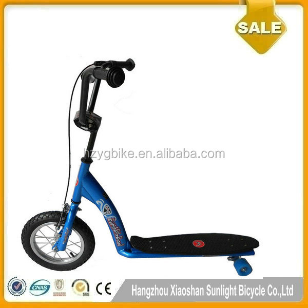 China Scooter Manufacturer,3 Wheels Popular Freestyle Foot Powered Child Scooters