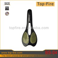 Weight light new product 2014 hot road bicycle or mountain bike carbon fiber saddle road bicycle saddle