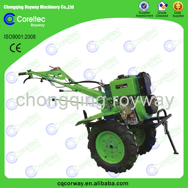 Farmer helper gasoline mini rice tillers