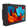 32 inch outdoor wall mounted TFT IP65 waterproof lcd touch screen monitor