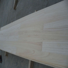 Paulownia Finger Board Inventory Solid Wood Wall Thickness Panel
