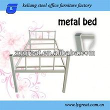 Used school 3 levels steel bunk bed for staff room use