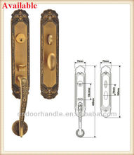 Pop Metal door lock suppliers front door lock