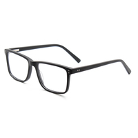 Ultralight Acetate Eyewear Male Vintage Glasses Frame