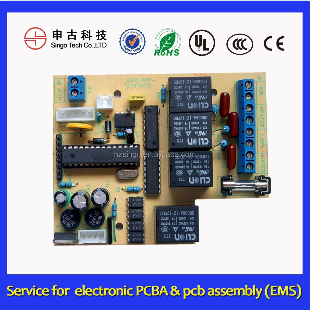 Electronics manufacturer controller pcba manufacture and OEM service