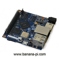 Quad core Banana PI BPI-M2+ stronger than 1080p hdmi Raspberry pi with wifi