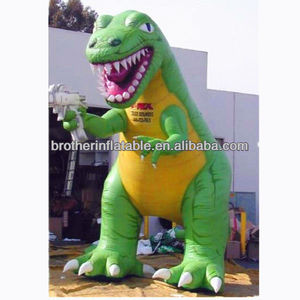 green giant inflatable dragon