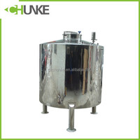 water treatment stainless steel pressure sterile hot storage pure water tank 10000 liters price for sale