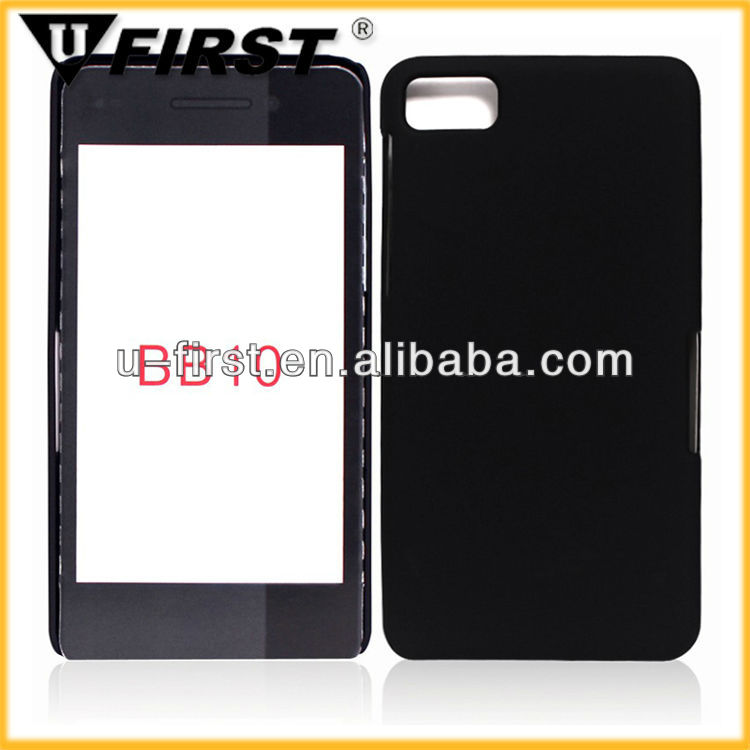 Mobile phone case for blackberry z10,mobile phone accessory ,lowest price in china