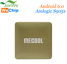 MECOOL HM8 S905X quad core full 4k Android 6.0 tv box car racing games free download hm8