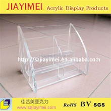 Acrylic document display stand leaflet holder/Office file rack