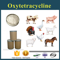 Premium Quality Oxytetracycline hlc powder,pills,capsules,tablets for antibiotic medicine