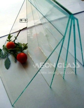 1.3mm 1.5mm 1.8mm 2mm 2.2mm 2.7mm 3mm GLASS SHEET with CE&ISO certificate